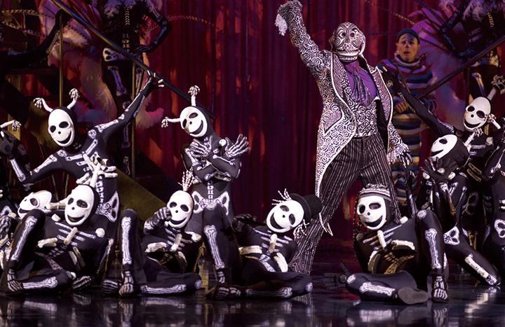 太阳马戏(Cirque Du Soleil)的大秀《KOOZA》即将首次登陆中