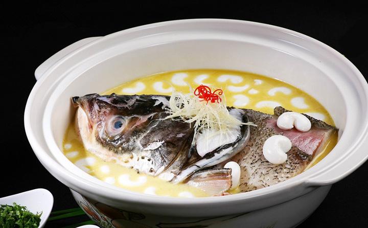 长江大鱼头汤