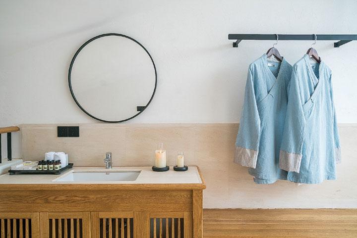 简洁明了的空间设计带来宽松的心境