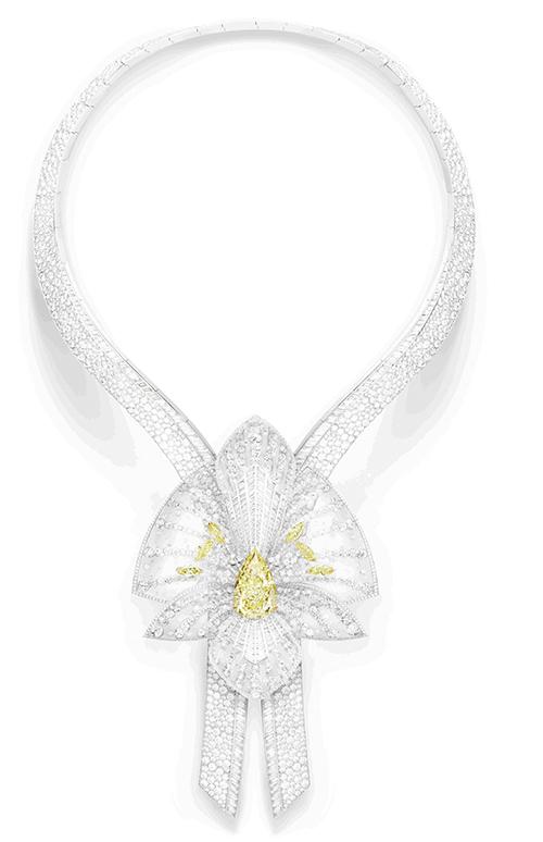 华彩炼成记—高级珠宝的镶嵌艺术