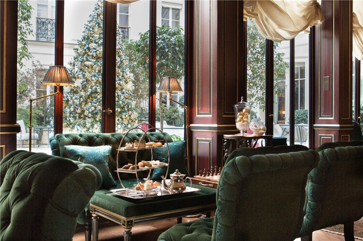 巴黎La Réserve酒店