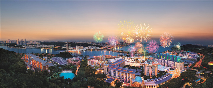 新加坡圣淘沙名胜世界