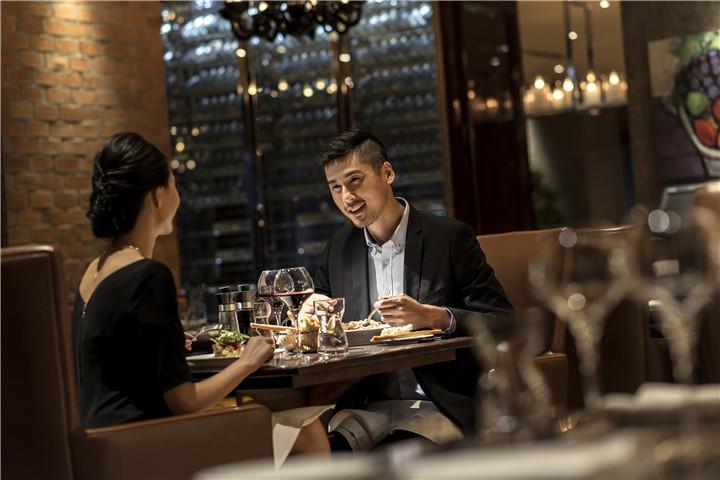 情人节,去这些人气餐厅收集敬业福!