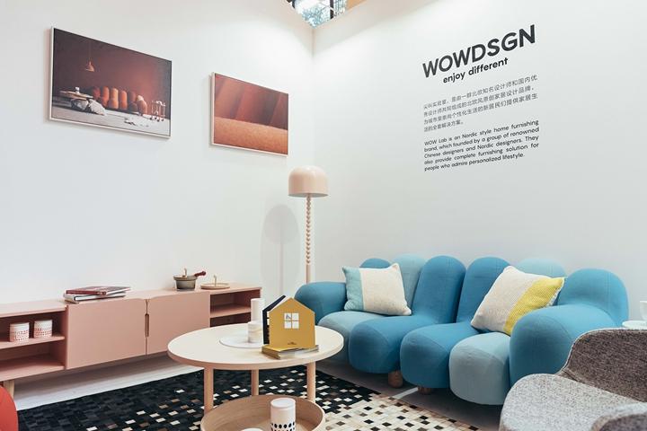 五指沙发,由尖叫实验室与芬兰设计师yuki mattowasabi联合打造,以