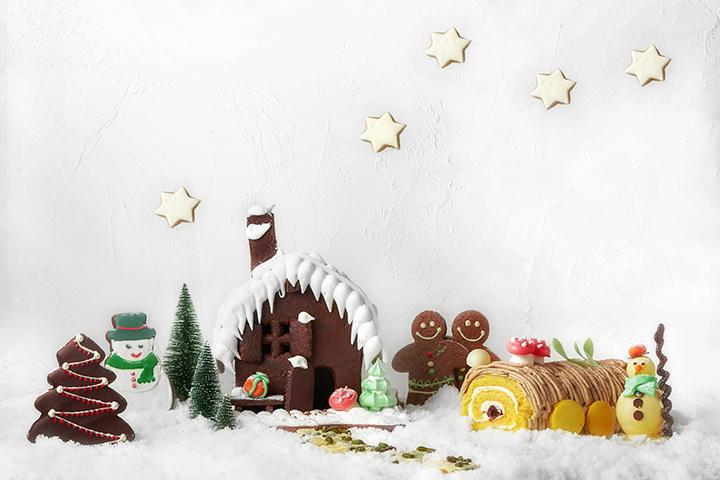 2018圣诞美食NEW玩法,这个操作有意思!
