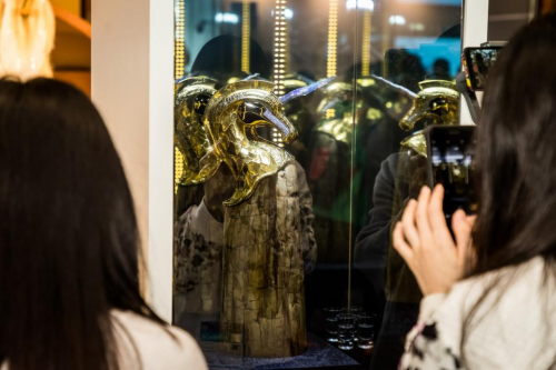 「ARTRIUM周大福藝堂」首次亮相香港国际珠宝展