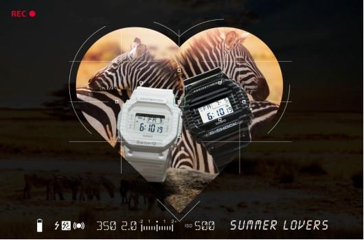 Enjoy your Summer,SUMMER LOVERS系列新款对表强势出镜!
