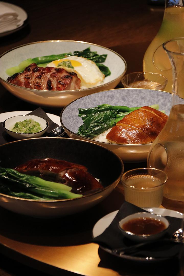 上海艾迪逊酒店中餐厅粤味Canton Disco推出午市上线