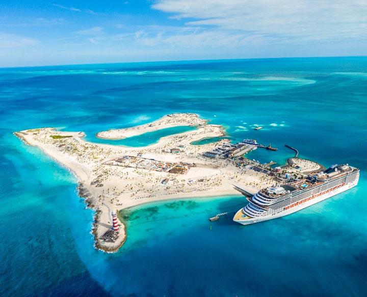 MSC地中海航运集团致力于持续推进珊瑚礁环保工作