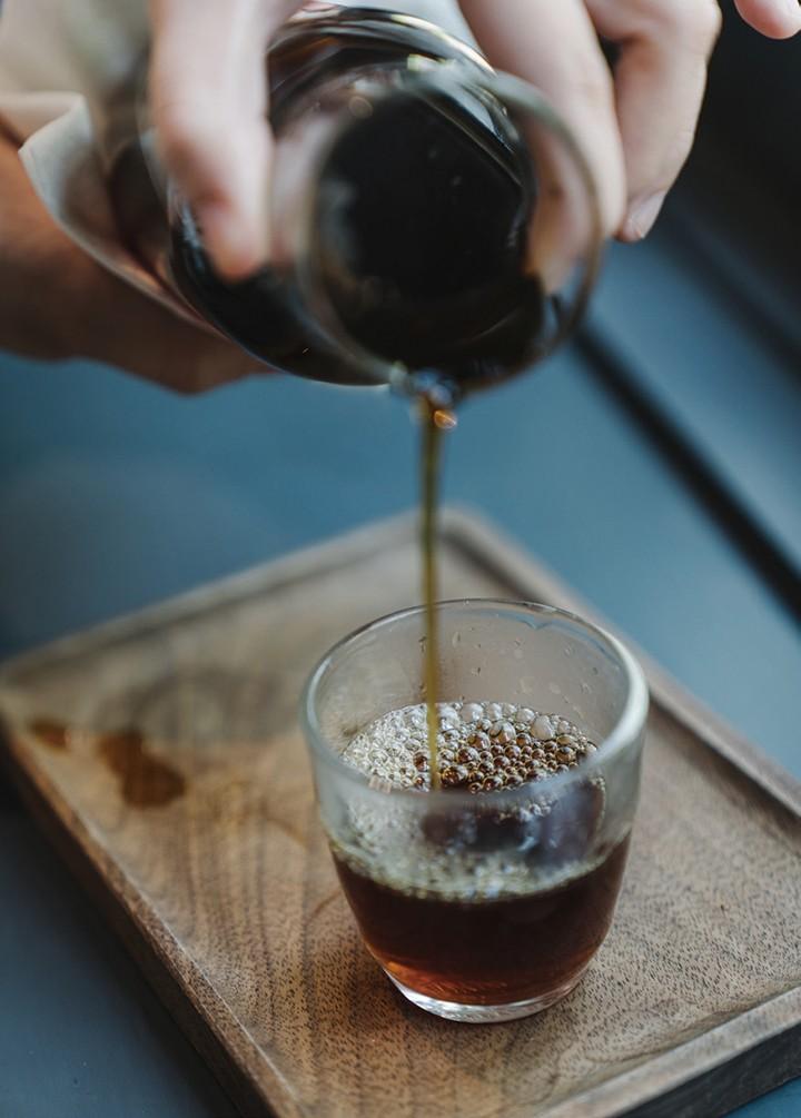 """""""乐""""享咖啡"""
