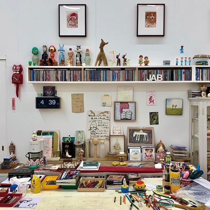 奈良美智:艺术感知与自我对话
