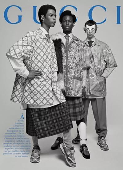 Gucci 2019秋冬米兰时装周
