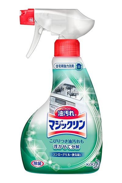 花王厨房重油去污清洁泡沫(薄荷清香) 400ml
