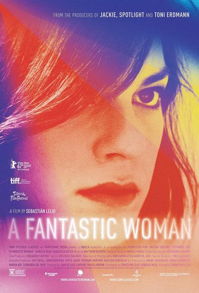 电影《普通女人》海报