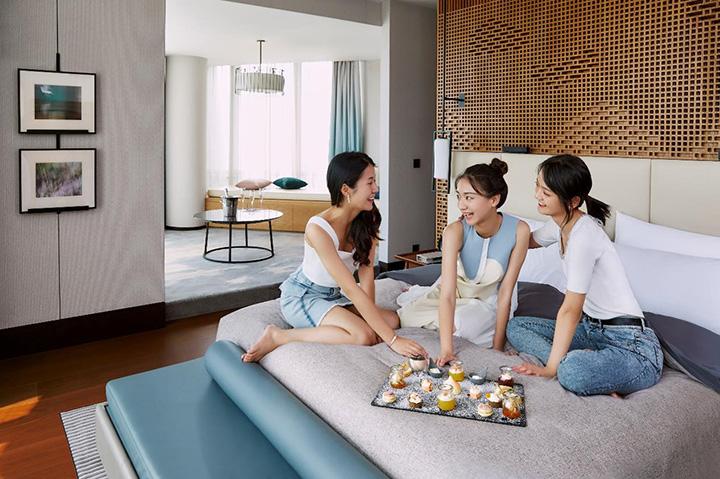 消费者与亲朋好友重聚的需求正推动对旅行的全新期待