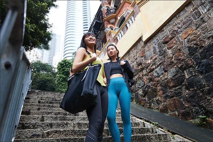 lululemon推出Bold Movement亚洲限定胶囊系列