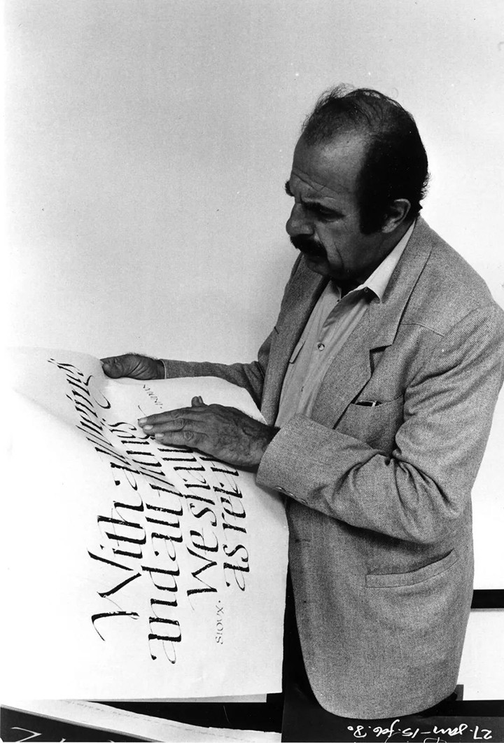 字体设计师埃德·本吉盖特去世