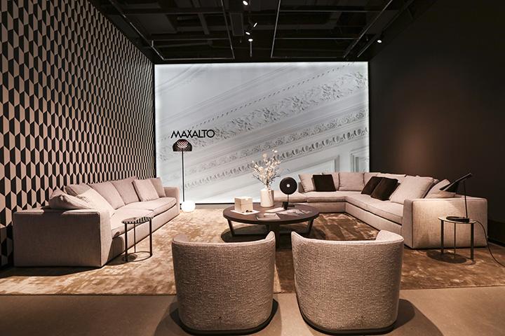B&B Italia 2020全新设计亮相上海旗舰店