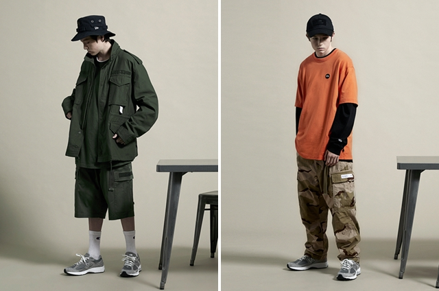 ALPHA INDUSTRIES 春夏系列