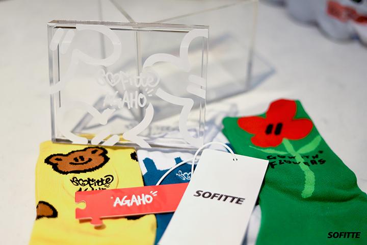 潮牌SOFITTE破界联名第一弹 艺术家合作系列全球首发